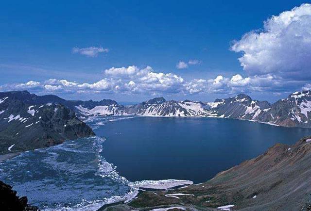 黑龙江长白山