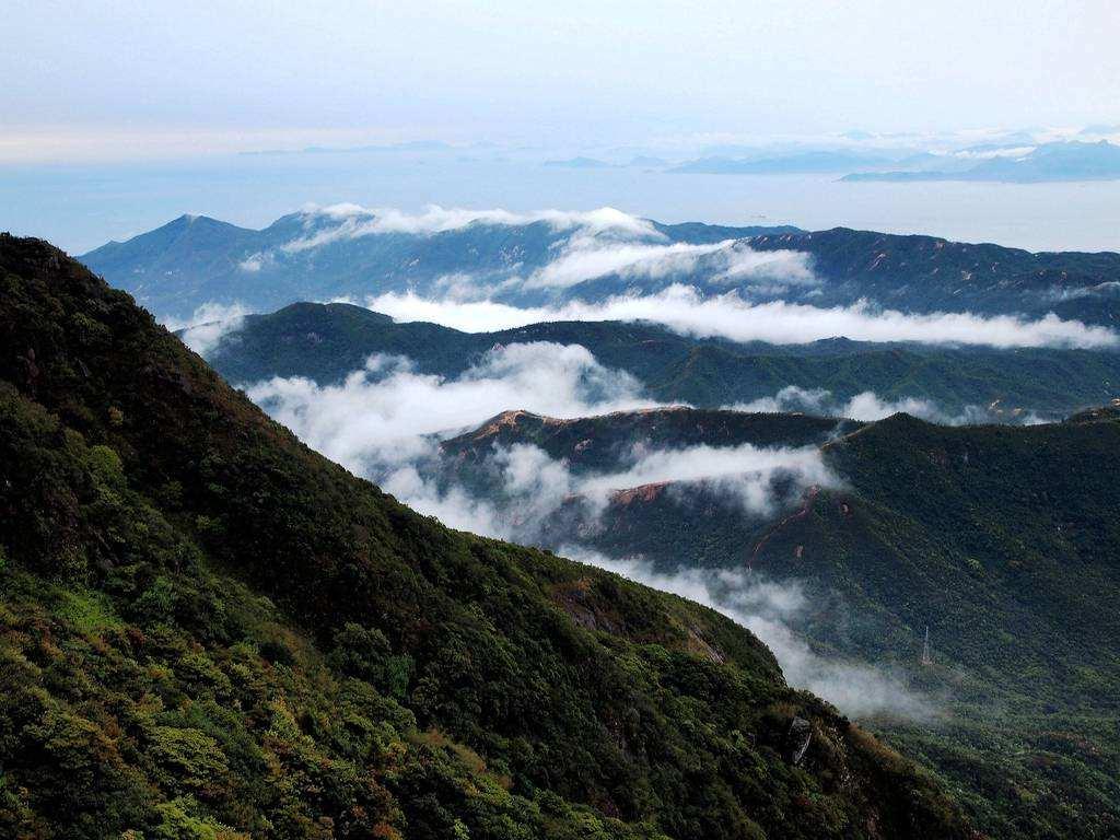 深圳七娘山哪里可以停车?