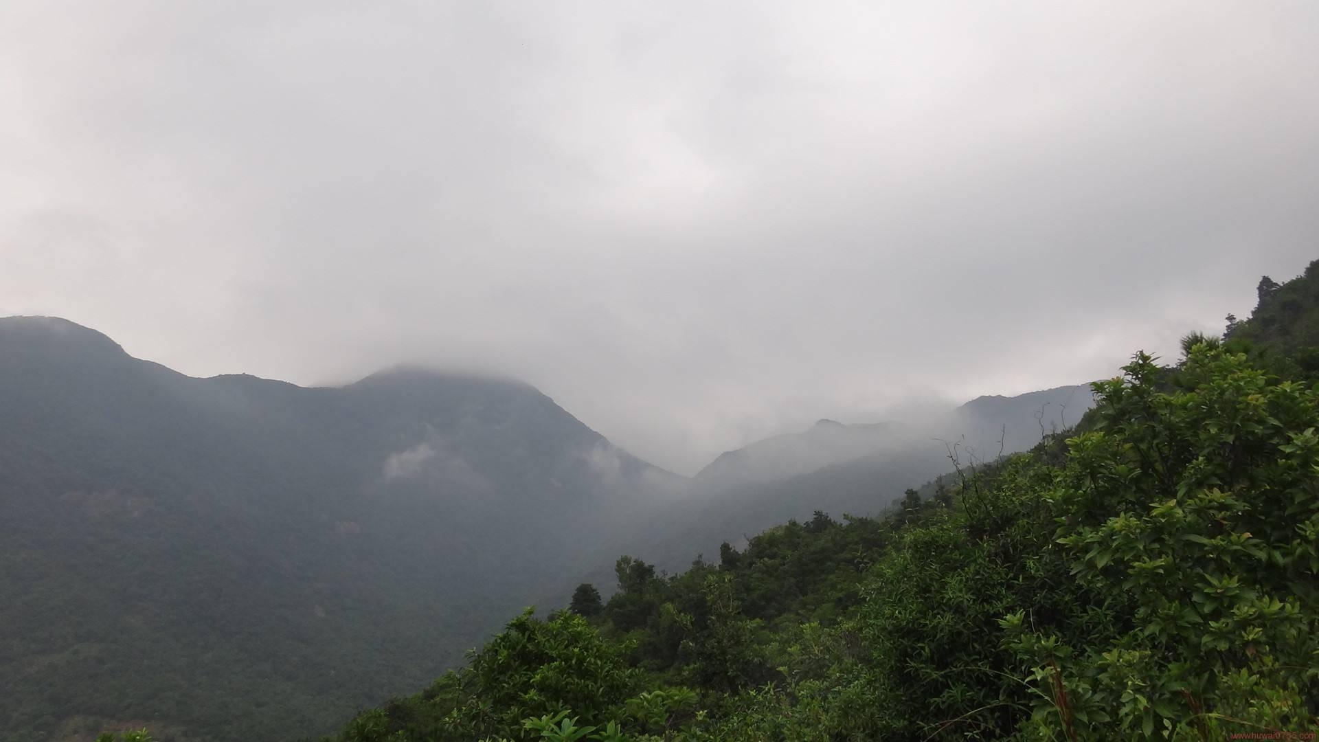 白云嶂的简介和海拔
