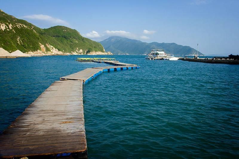 广州到惠州三门岛路线