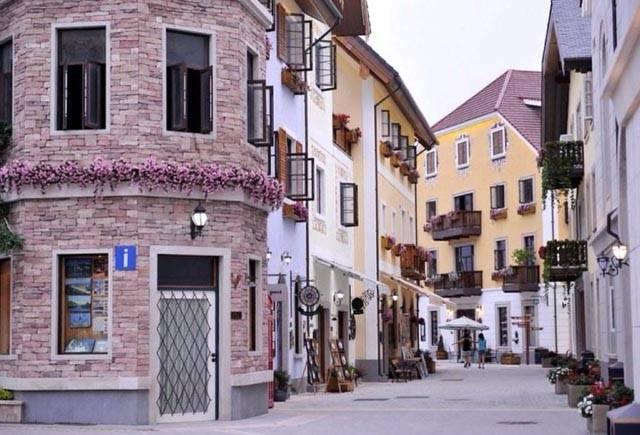 奥地利小镇