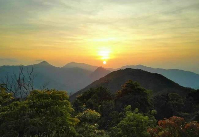 深圳五五户外惠州大南山穿越