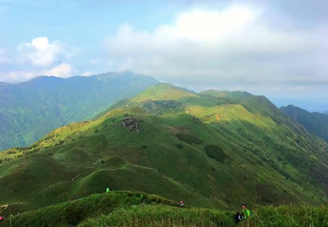 高山草甸 | 惠东大南山精华段13公里轻装穿越  第39期  10月20日