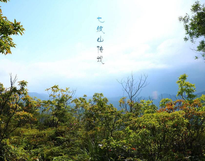 【周日登高】七娘山小环线9公里轻装穿越 第39期 10月21日