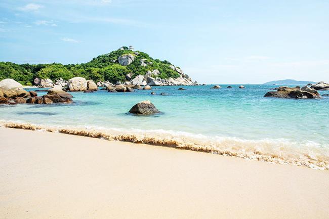 """【帆船出海】惠州最美景点之巽寮湾 -""""中国的马尔代夫"""
