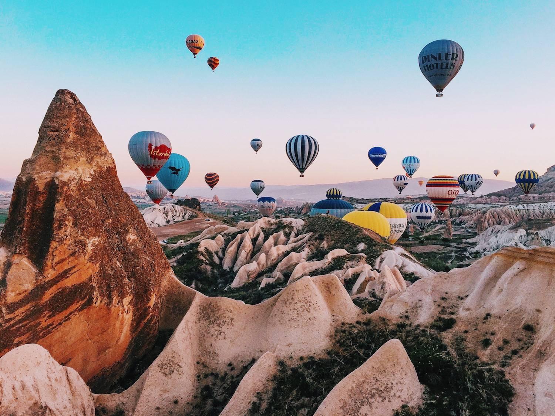 土耳其风情户外人文探索 10 Days
