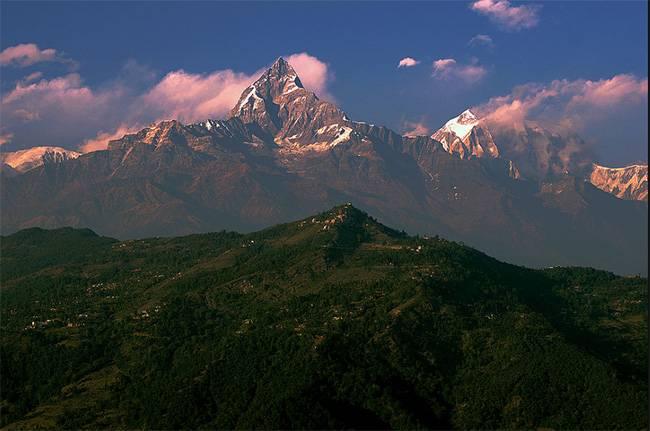 五五户外初级珠峰徒步(2天)尼泊尔高山王国8晚9日体验团A线 (加德满都集合) 9 Days
