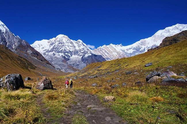 初中级珠峰徒步(4天)尼泊尔高山王国10晚11日体验团B线 (加德满都集合) 11 Days