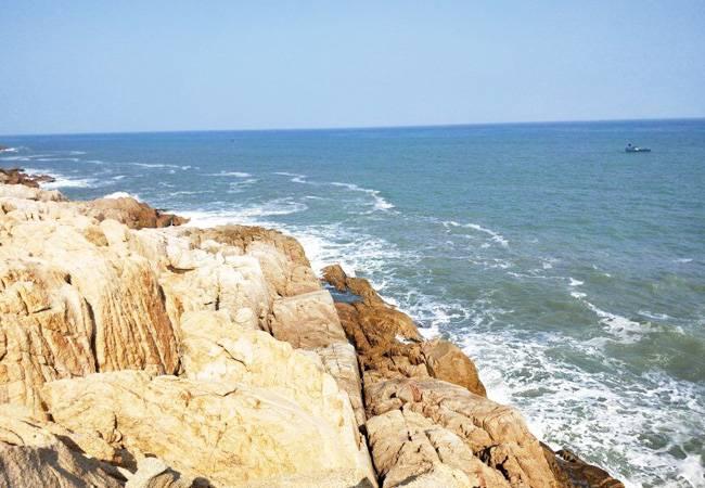 五五户外双月湾大星山穿越