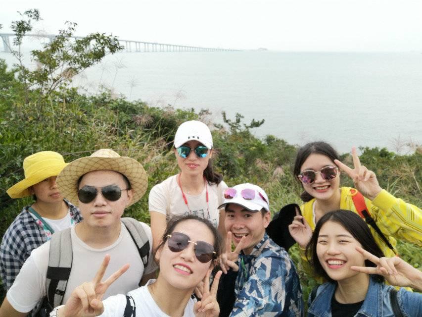 55户外-2018.11.10香港东澳古道徒步穿越