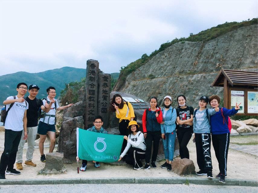 2018.11.11香港麦理浩径二段徒步穿越