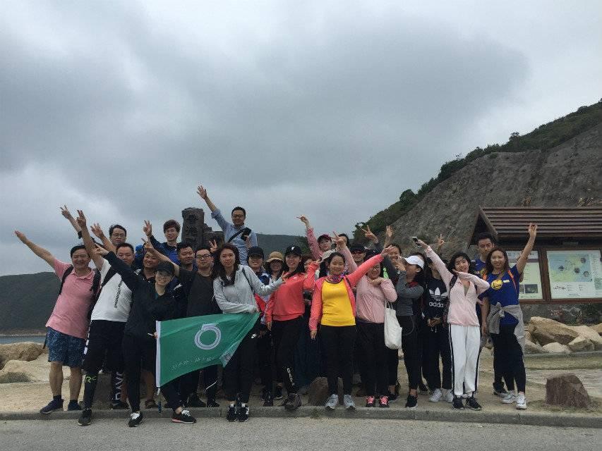 2018.11.17香港麦理浩径二段徒步穿越