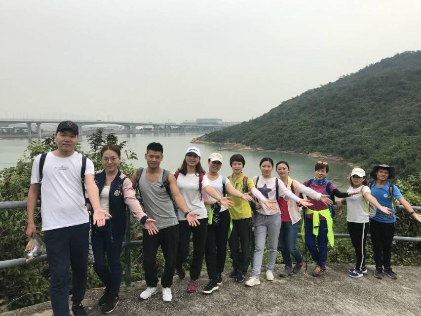 55户外-2018.11.25香港东澳古道徒步穿越
