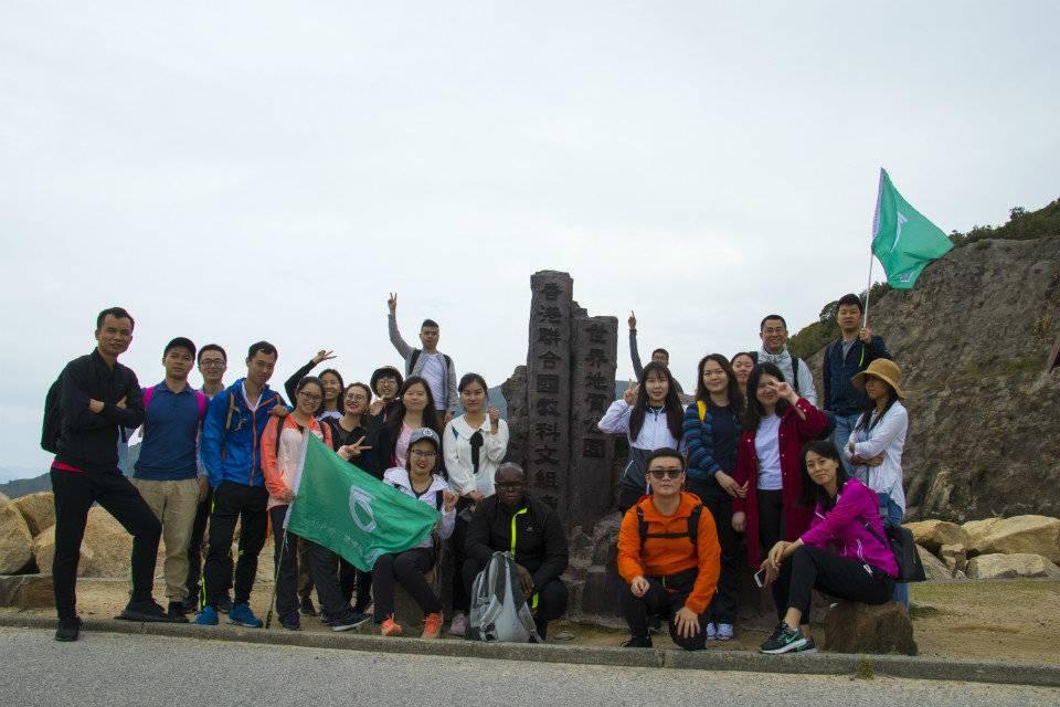 55户外-2018.12.01香港麦理浩径二段徒步穿越