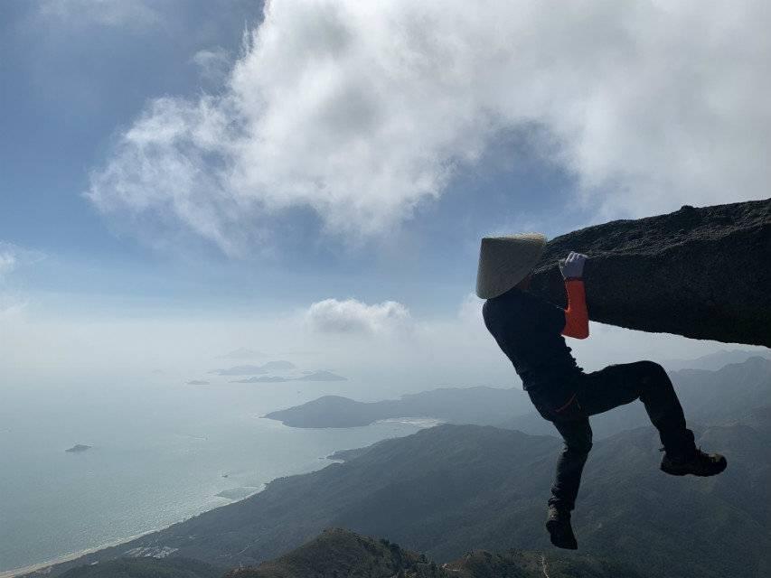 55户外-2018.12.02香港陈奕迅山徒步穿越