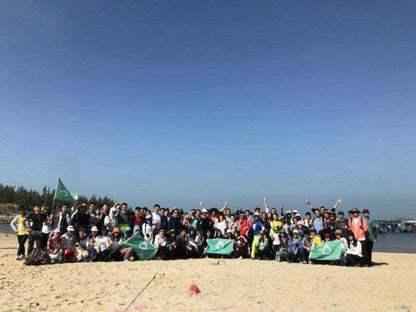 55户外-2018.12.02惠东海螺角徒步1分队