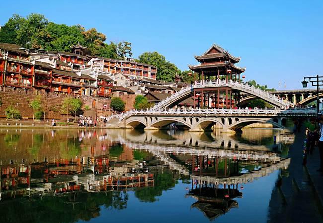 【汽车团】春节一期 湖南衡山、凤凰古城汽车四日游