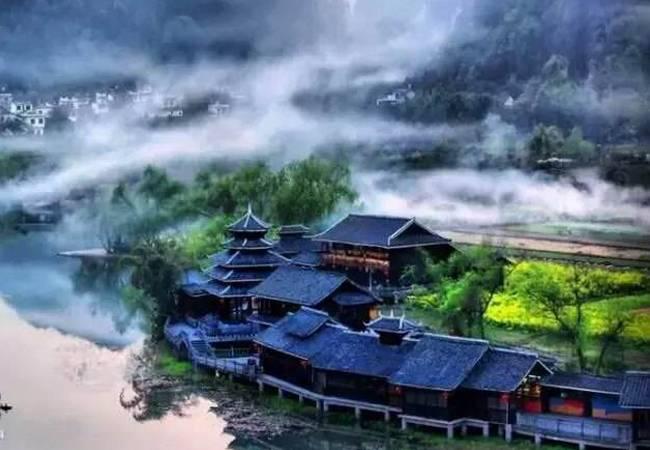 五五户外【动车团】2019桂林跨年4天3晚深度游 共十期