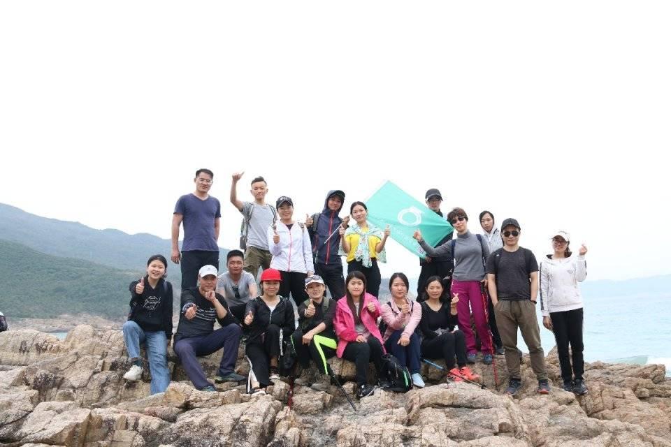 2019.1.19香港麦理浩径二段徒步穿越一日游