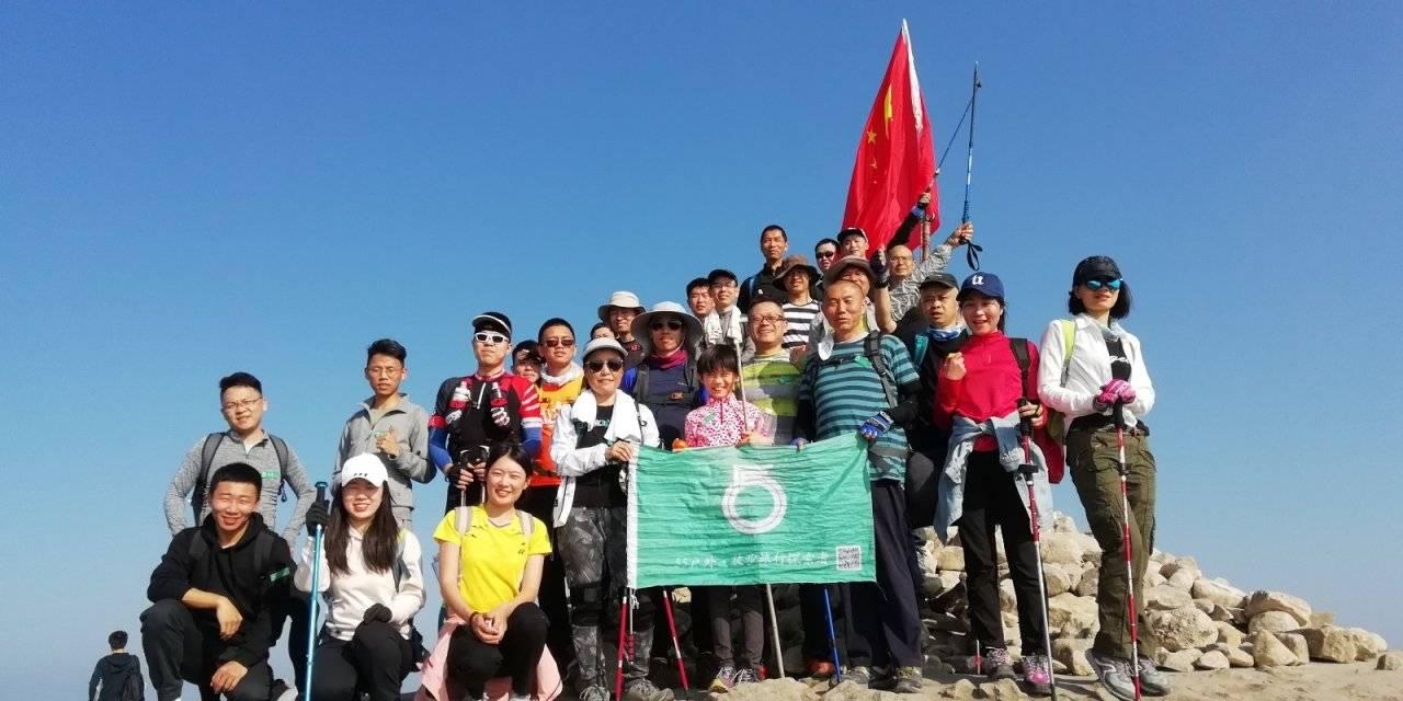 2019.1.26惠州风景:岭南仙境罗浮山徒步穿越一日游