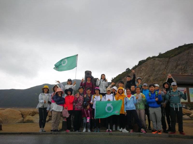 55户外-2019.2.17香港麦理浩径二段徒步穿越一日游
