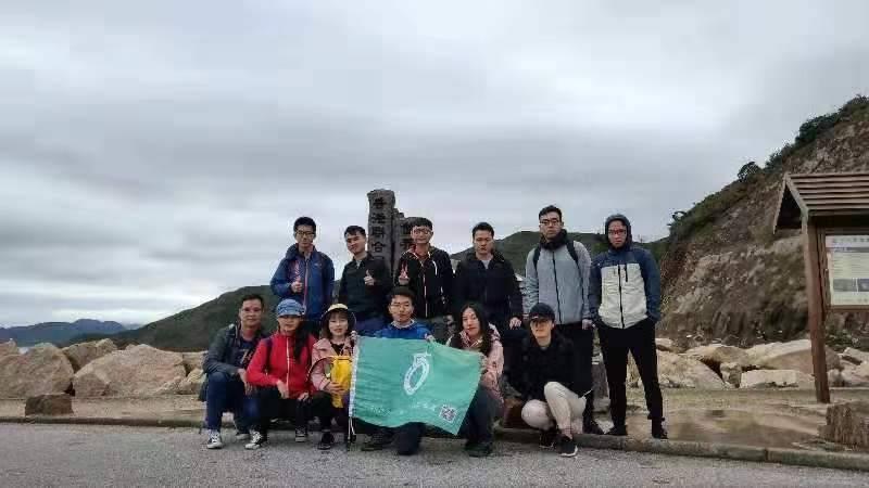 55户外-2019.2.24香港麦理浩径二段徒步穿越