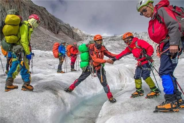 2019年雀儿山攀登计划,攀一座山,寻一个梦
