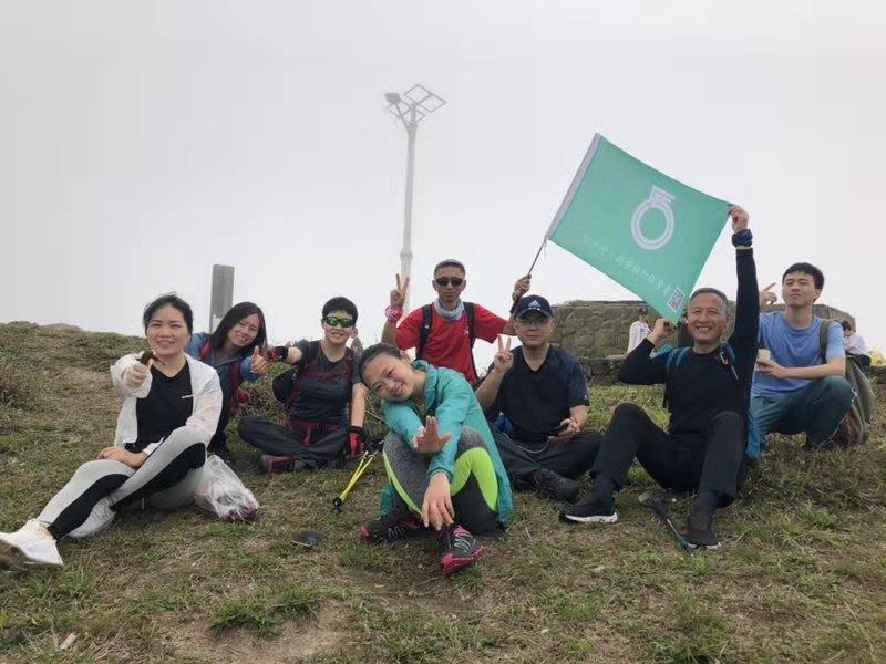 55户外-2019.3.2七娘山小环线