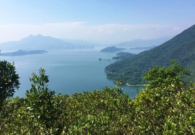 船灣淡水湖