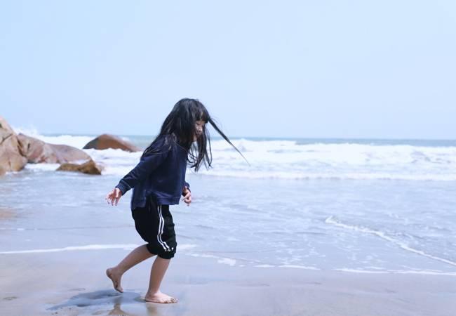五五户外【高栏海岸】穿越珠海醉美海岸线 行摄广东最美风车山