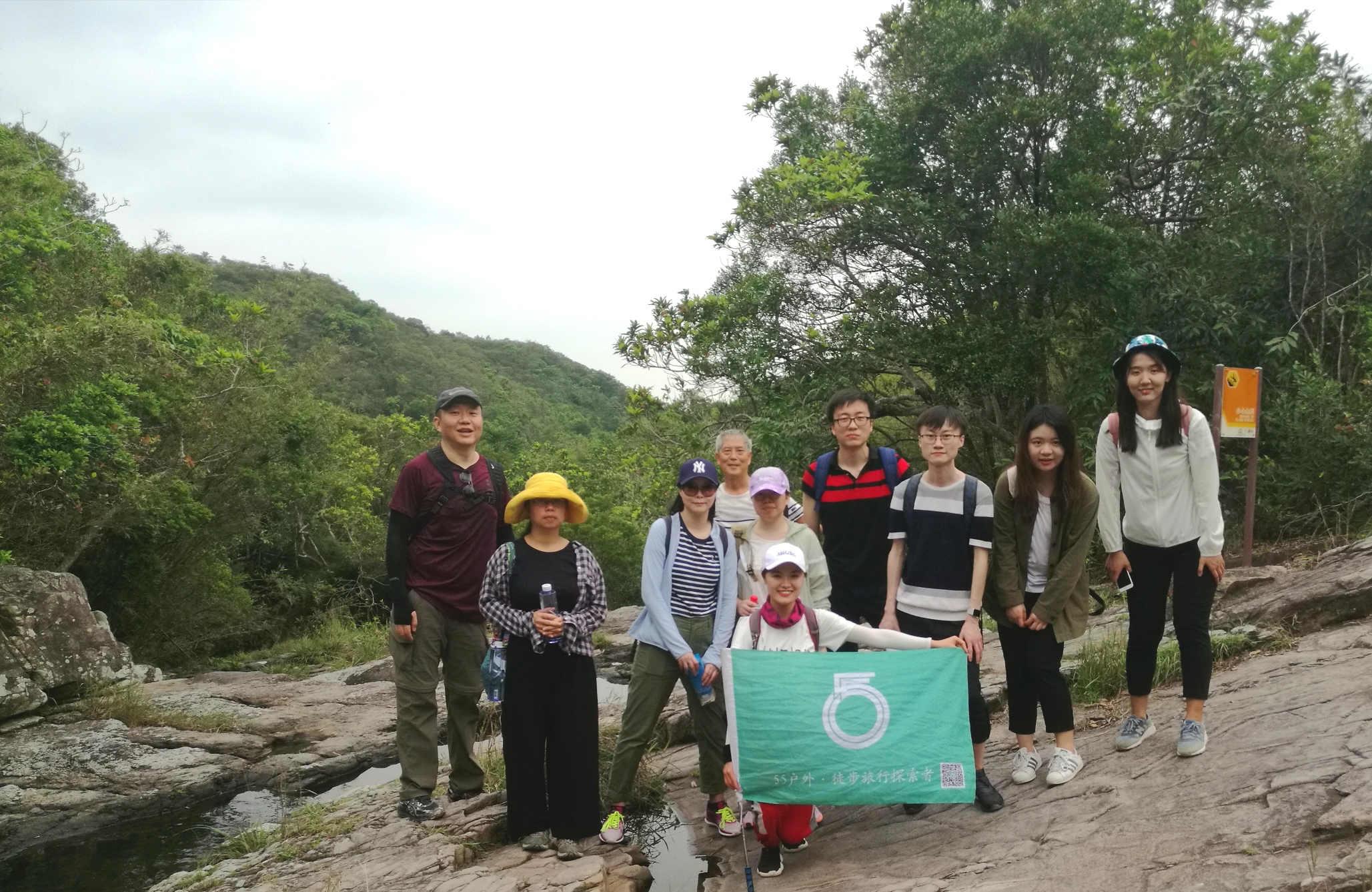 2019.4.7香港新界东北大环线徒步