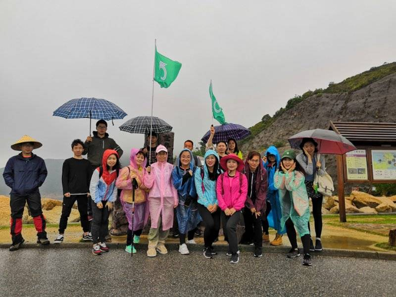 2019.4.20香港麦理浩径二段徒步穿越