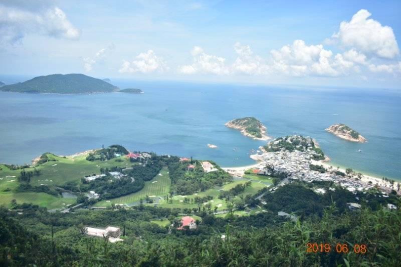 2019.06.08 最美香港港岛径龙脊线休闲徒步