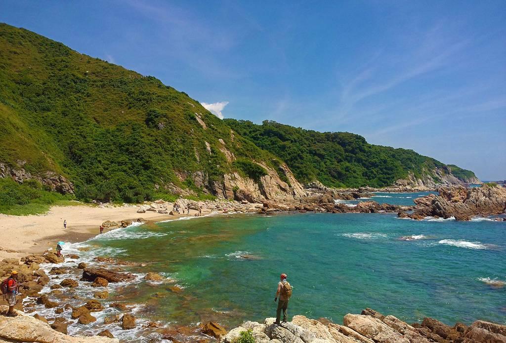 【最美东西冲】大鹏东西冲海岸线一天穿越 第76期 8月24日