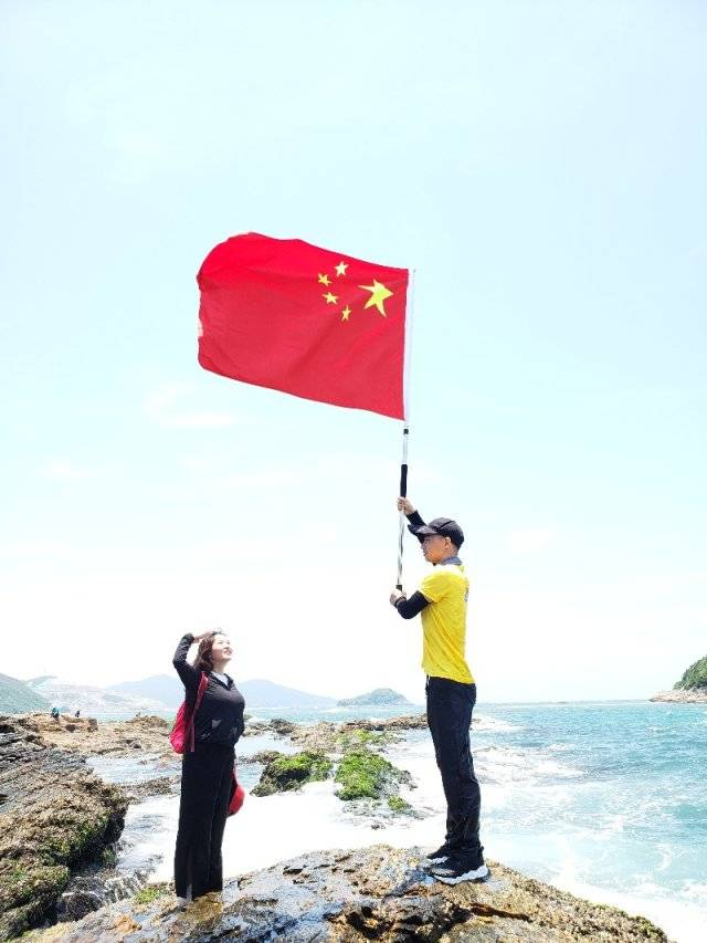 55戶外-2019.06.16惠東黑排角穿越
