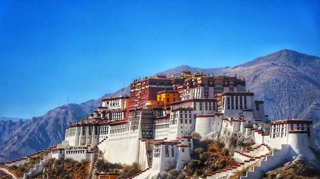 川藏南线朝圣之旅