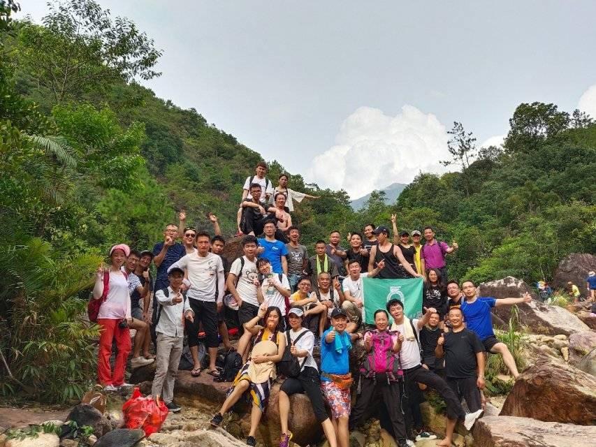 2019.07.14惠东白马河