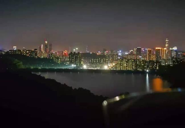 【每周三夜徒】深圳梅林绿道9KM夜徒 第1期 7月24日