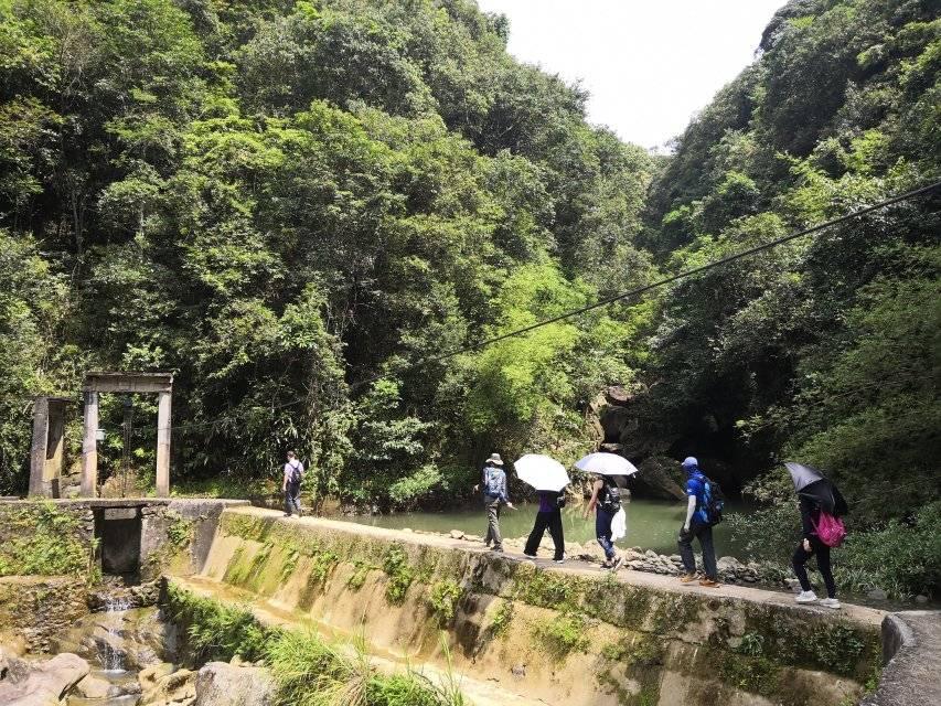 2019_07_27广州 从化影古线,徒步 戏水