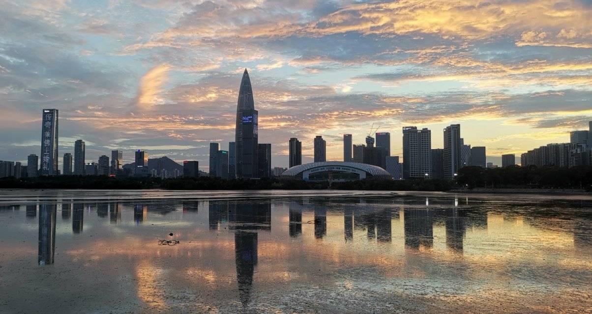 55戶外-2019.08.04 深圳灣紅樹林20KM徒步
