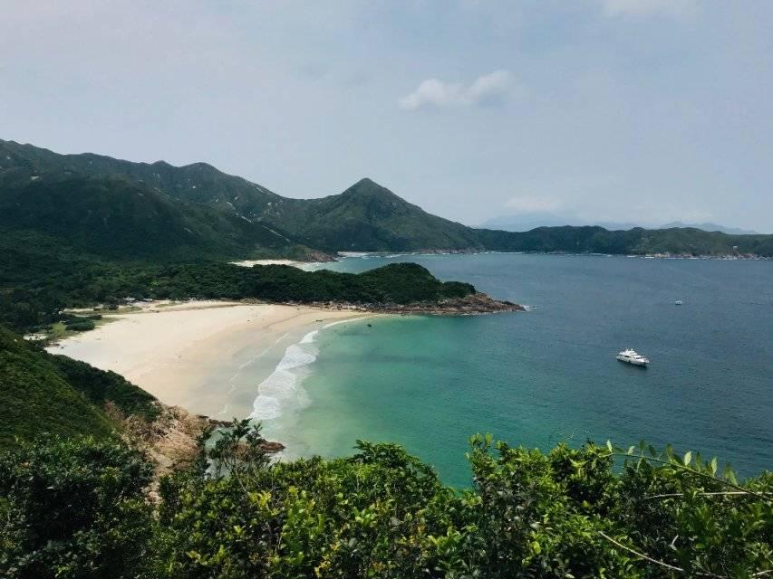 55户外-2019.08.11 香港麦径二段徒步