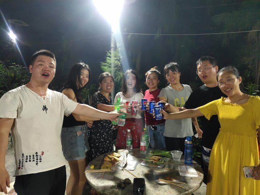 2019.9.13-14 中秋佳节,惠州喜洲岛露营