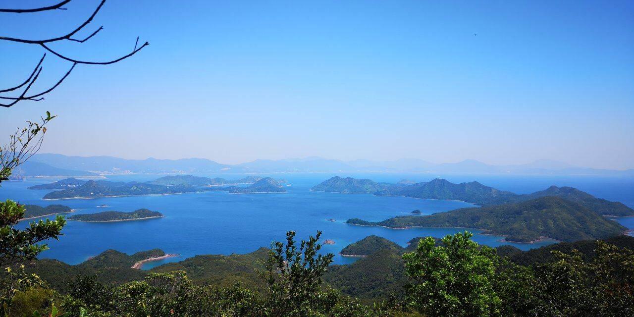 2019.9.21 香港【小三水】船灣淡水湖徒步