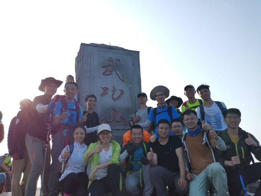 2019.10.01-04 高山草原穿越 江西萍乡武功山
