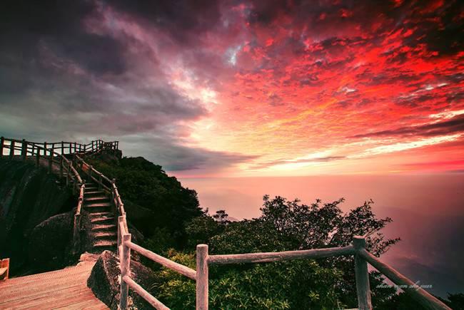 桂林猫儿山