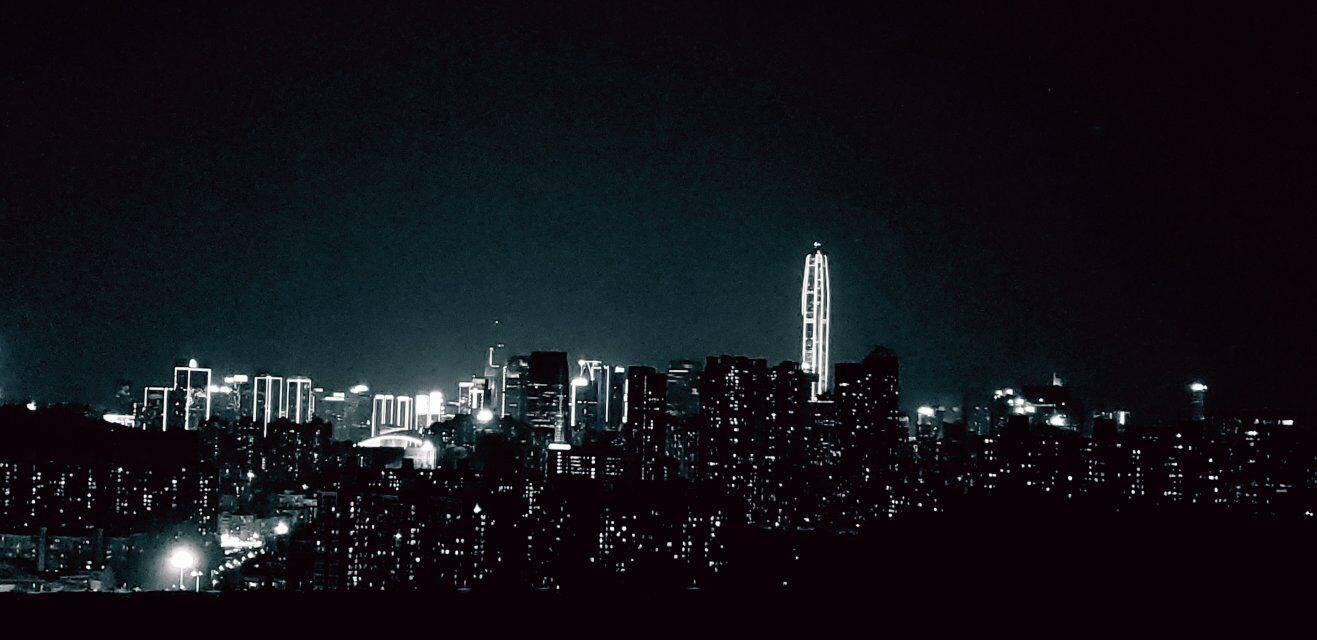 55户外-2019.10.23 梅林绿道夜徒