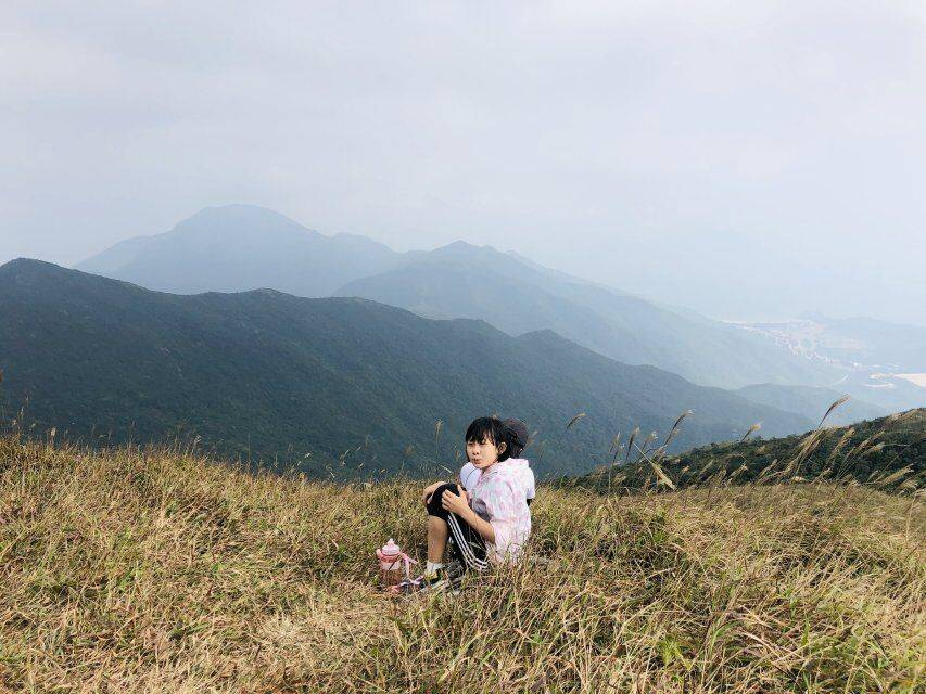55户外-2019.10.26 大鹏七娘山穿越