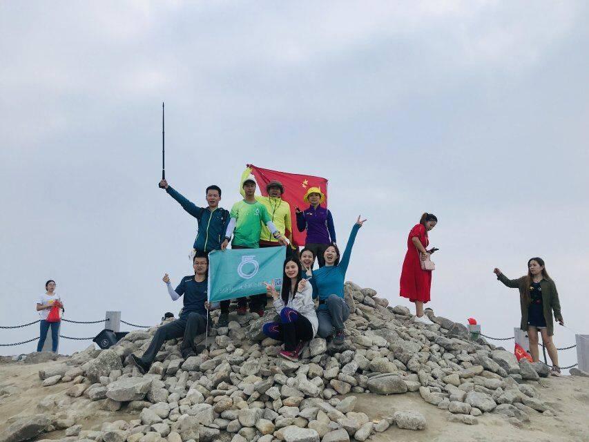 2019.10.26 惠州四方山穿越