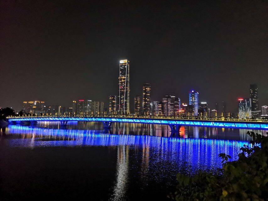 55戶外-2019.11.06 深圳灣夜徒