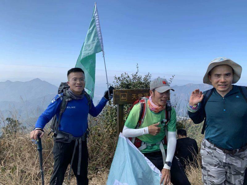 55户外-2019.11.30 广州从化天堂顶